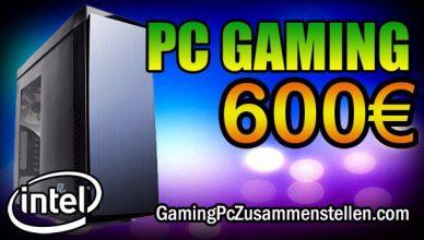 gaming pc 600 euro