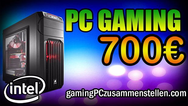 gaming pc 700-750 euro