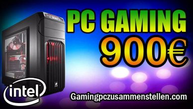 Gaming pc 900 950 euro