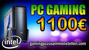 Gaming PC für 1100-1150 Euro: Die Intel Kaby Lake – Januar 2018