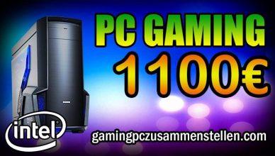 gaming pc zusammenstellen
