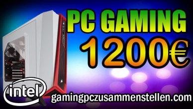 gaming pc 1200 euro