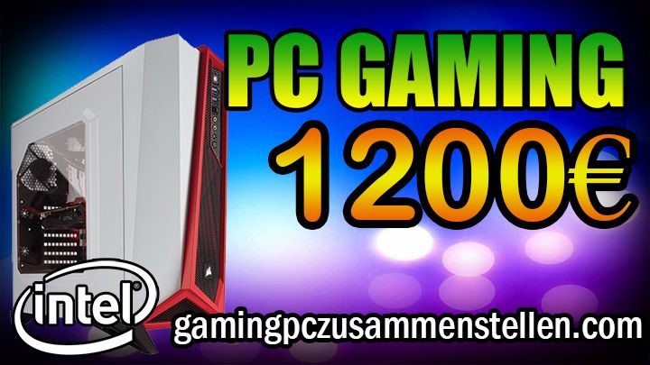 gaming pc 1200 euro