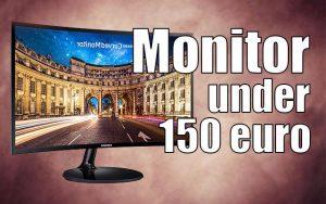 Bester 22-24 Zoll PC-Monitor von 100 bis 150 Euro