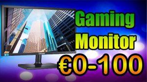Die 4 besten 19-22 Zoll Gaming Monitor unter 100 Euro