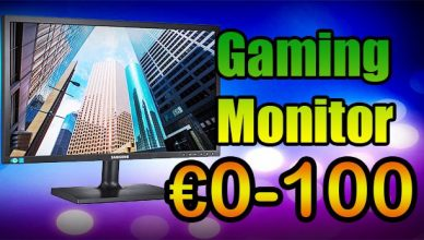gaming monitore 100 euro