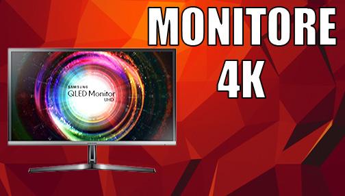 monitore 4k