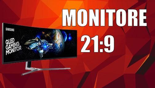 Monitore 21 9